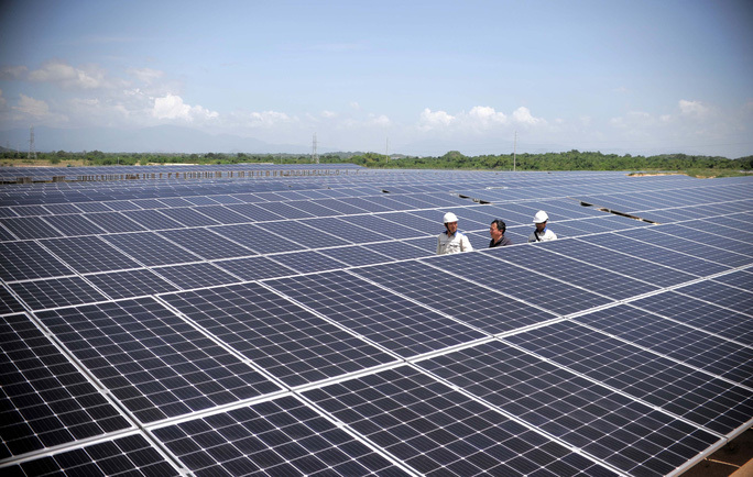 Ninh Thuan to upgrade transmission network for solar power use