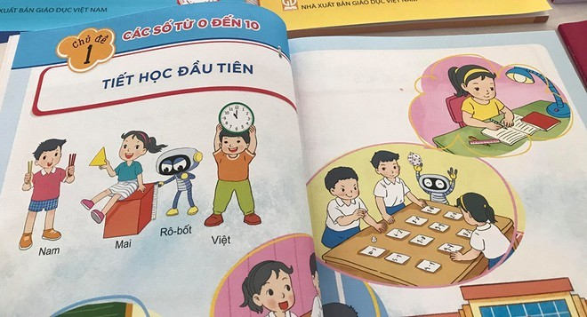 new general education program,Nguyen Minh Thuyet,probability and statistics,Vietnam education