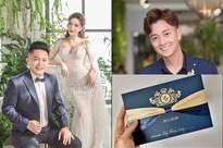 Điểm danh 5 nghệ sĩ được Bảo Thy mời dự cưới: Ngô Kiến Huy đầu tiên, người cuối cùng lộ diện