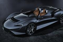 Ngắm siêu xe McLaren Elva mui trần giá gần 1,4 triệu USD