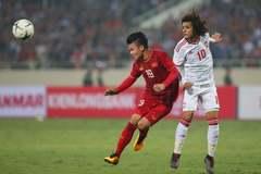 Việt Nam 1-0 UAE: Công Phượng vào thay Văn Toàn (H2)