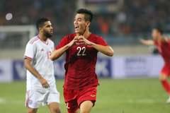 Việt Nam 1-0 UAE: Tiến Linh lập siêu phẩm (H2)