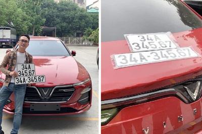 """Những chủ xe """"số đỏ"""" nhất Việt Nam"""
