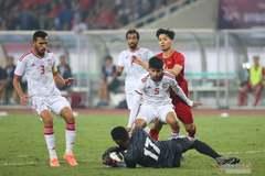 Việt Nam 1-0 UAE: Đặng Văn Lâm cứu thua (H2)
