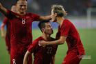 Tuyển Việt Nam thắng đẹp UAE: Xứng đáng và đẳng cấp