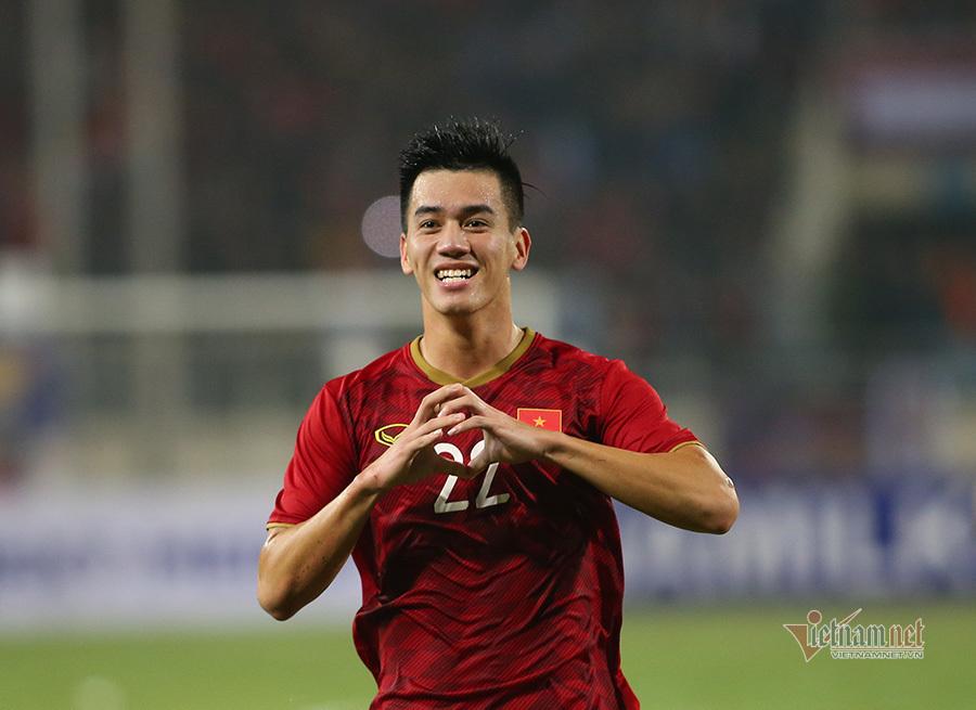 Nguyễn Tiến Linh,Cầu Thủ,Đội tuyển quốc gia Việt Nam