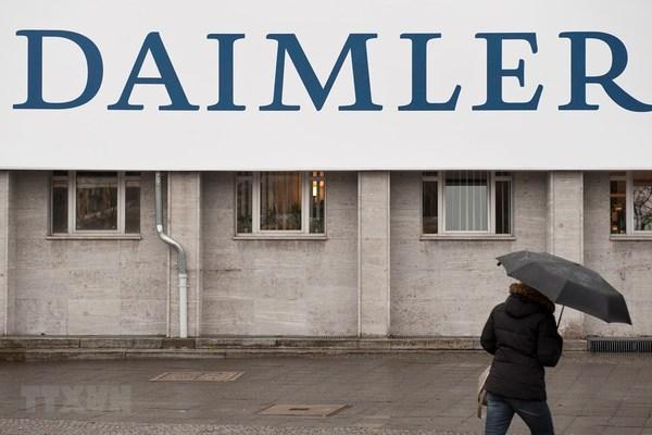 Hãng xe sang Daimler cắt giảm 1 tỷ Euro chi phí nhân công