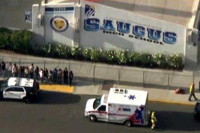 Xả súng đẫm máu trong trường học Mỹ, nhiều học sinh thương vong