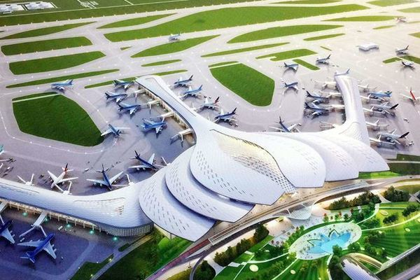Sân bay Long Thành,Long Thành