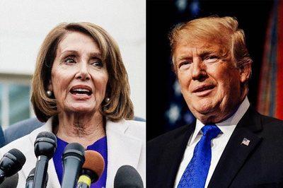 Chủ tịch Hạ viện Mỹ tuyên bố sốc về ông Trump