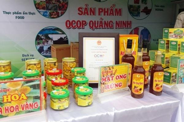 2020 sẽ chuẩn hóa 309 sản phẩm OCOP vùng Bắc Trung Bộ
