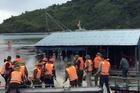 Tạm giữ hình sự 6 người ném bom xăng vào đoàn cưỡng chế ở Vân Đồn