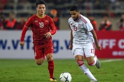 Truyền thông UAE chỉ trích đội nhà, thèm sức mạnh tuyển Việt Nam