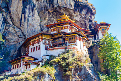 Tìm bình yên ở vương quốc hạnh phúc nhất thế giới Bhutan