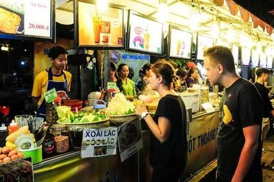 Món ngon của 12 nước trên thế giới sẽ được trưng bày ở Sài Gòn