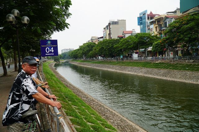 Red River to be used to clean To Lich River