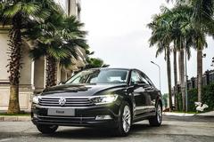 Ưu đãi lên đến 140 triệu đồng cho Volkswagen Passat