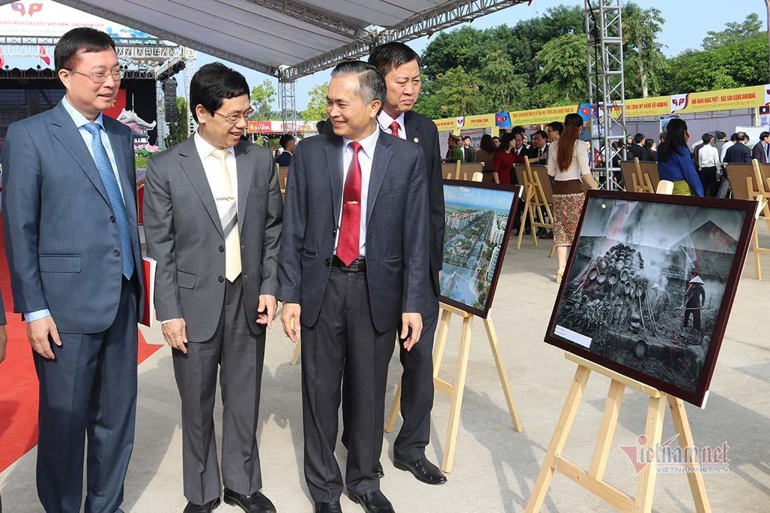 Khai mạc ngày hội thắm tình hữu nghị đặc biệt Việt Nam - Lào