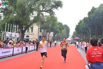 Hanoi prepares to host Kizuna Ekiden Run for Traffic Safety