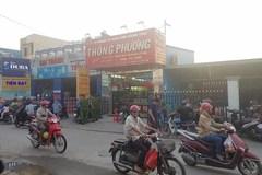 Hai kẻ nổ súng cướp tiệm vàng ở Sài Gòn