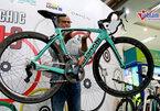 Chiêm ngưỡng chiếc xe đạp hơn 400 triệu, đắt ngang ô tô ở Hà Nội