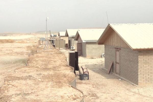 Xem lính Nga đổ bộ tiếp quản căn cứ Mỹ bỏ lại ở Syria