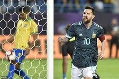 Messi lập công, Argentina đòi nợ Brazil