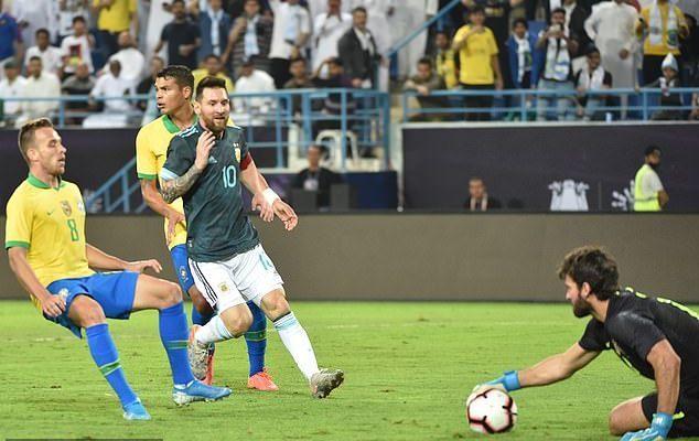 Brazil,Argentina,Messi