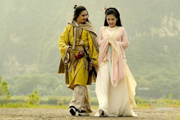 Dương Hoàng Yến vào vai tình nhân của Huỳnh Lập rất ngọt