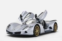 Nhật Bản tuyên bố có siêu xe nhanh nhất thế giới 2000 mã lực