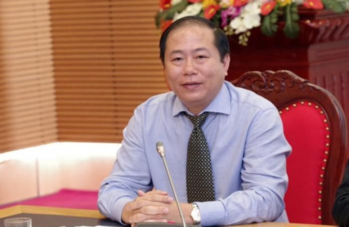 Chủ tịch Tổng công ty Đường sắt Việt Nam vừa bị kỷ luật là ai?