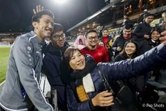 Đoàn Văn Hậu ở lại Heerenveen: Chờ tài đàm phán đội bóng bầu Hiển