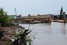 UBND TP.HCM chỉ đạo khắc phục hư hỏng tại các dự án bờ hữu ven sông Sài Gòn