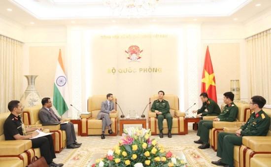 Vietnam, India enhance defence ties