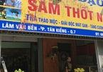 Nhà của một lương y ở TP.HCM liên tục bị tạt sơn, chất bẩn