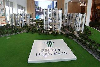 Chưa được chấp thuận đầu tư, dự án Picity High Park đã rầm rộ rao bán