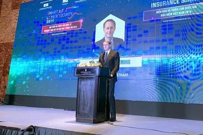 Manulife Vietnam - nhà tài trợ Kim cương Vietnam Insurance Summit 2019