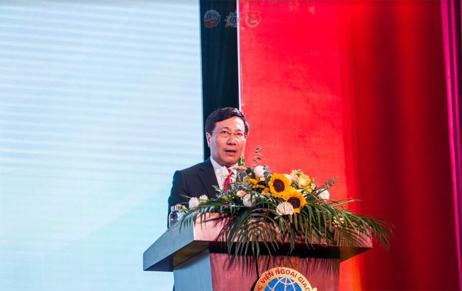 Phạm Bình Minh,Phó Thủ tướng