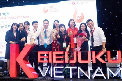 """Keieijuku – Vì cộng đồng doanh nghiệp Việt """"Tự chủ - Tự lực - Tự cường"""""""