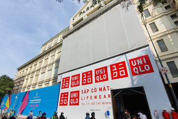 Big fashion brands enter Vietnam market