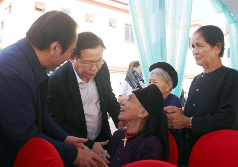 Lãnh đạo Đảng, Nhà nước chung vui ngày hội Đại đoàn kết