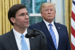 Phớt lờ Lầu Năm Góc, ông Trump miễn tội cho quân nhân bị cáo tội phạm chiến tranh