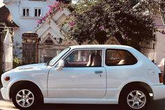 """Ô tô Honda 40 năm tuổi """"hét"""" giá 120 triệu ở Sài Gòn"""