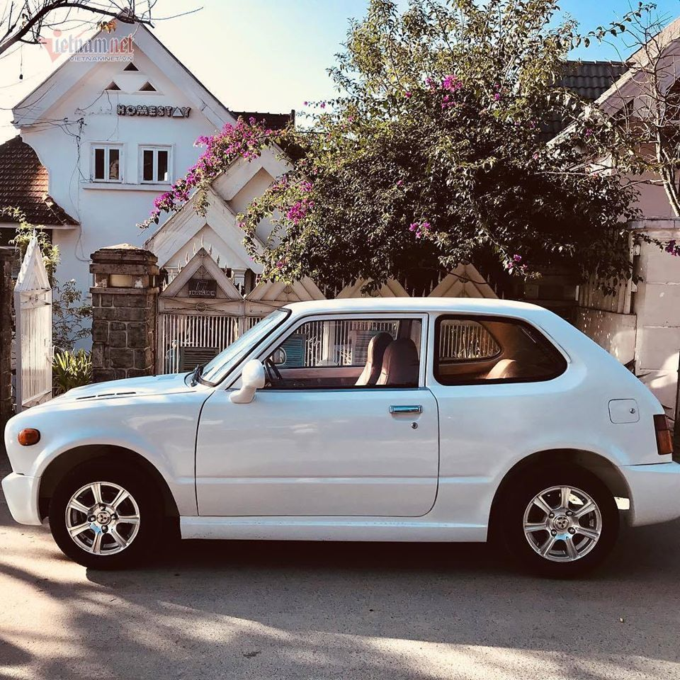 xe cổ,Honda,ô tô cũ