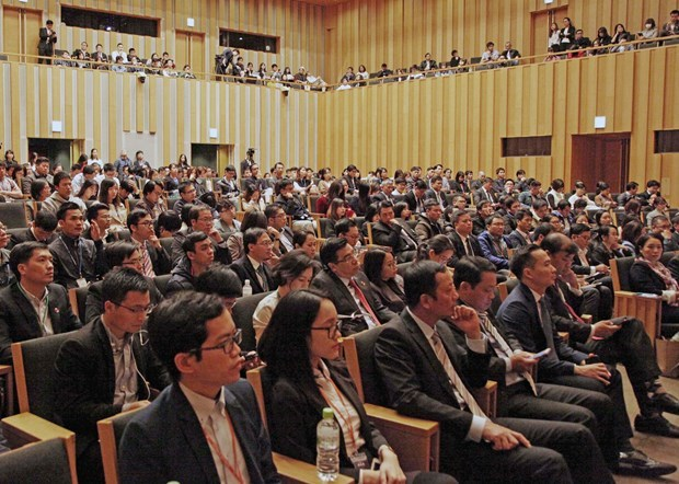 "Vietnamese intellectuals in Japan discuss ""Make in Vietnam"" policy"