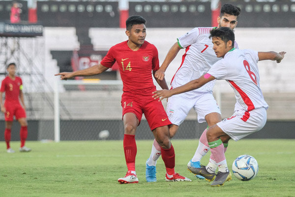 U23 Indonesia,U23 Iran