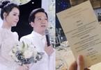 So thực đơn trong tiệc cưới của Cường Đô La, Trường Giang và sao Việt