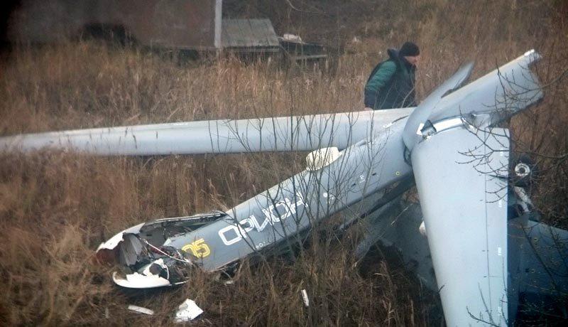 Nga,máy bay không người lái,rơi máy bay,quân đội Nga