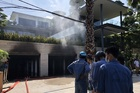 Hơn 1 giờ cháy nghi ngút, nhiều tài sản trong biệt thự 3 tầng thành tro