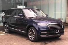 Range Rover Sport nhái của Trung Quốc giá chỉ bằng 1/10